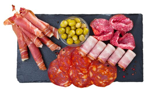 Tapas - kød